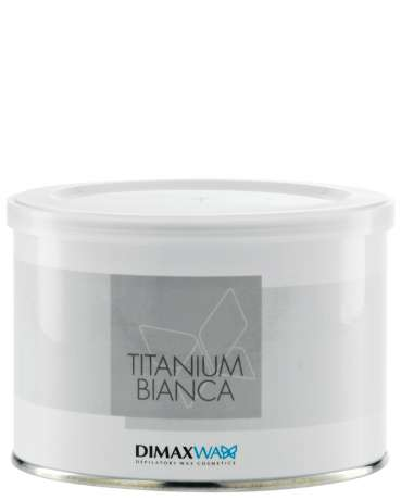Tins 400ml - EXTRA  TITANIUM WHITE (B0406)