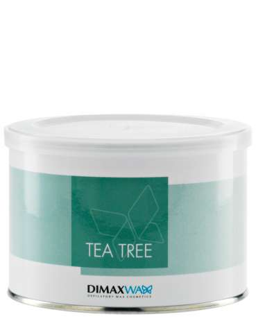 Tins 400ml - ESSENTIAL  TEA TREE (B0420)