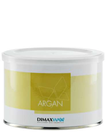 Tins 400ml - VEGETAL OILS  ARGAN (B0422)