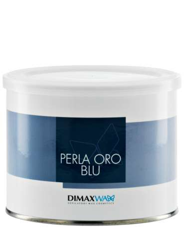 Tins 500ml - SPECIAL  GOLDEN PEARL BLUE (B0508)