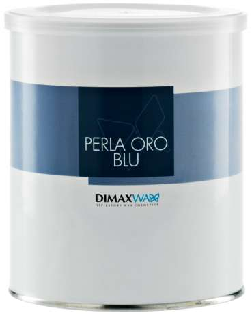 Tin 800ml - SPECIAL  GOLDEN PEARL BLUE (B0808)