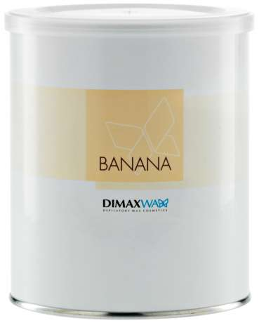 Tins 800ml - FRUITY  BANANA (B0816)