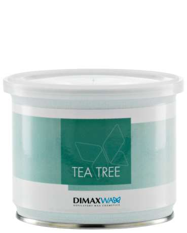 Tin 400 ml Ø 95 - ESSENTIAL  TEA TREE (B9520)
