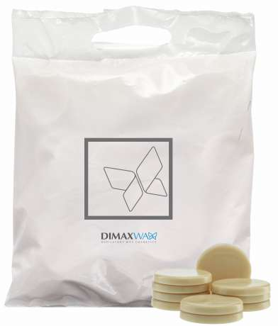 Brazilian Hot Wax Cans and Discs - 1000 ml BAG GOLDEN PEARL (BRA10DBU04)