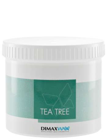 Tins 450ml UK - ESSENTIAL  TEA TREE (BUK20)