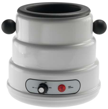 Wax warmer for cans - BASE  WHITE 800 ML (FSB01B)