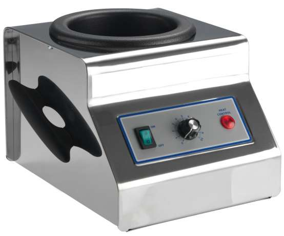 Fornelli scaldacera - SECURITY 800  INOX (FSS203AI)
